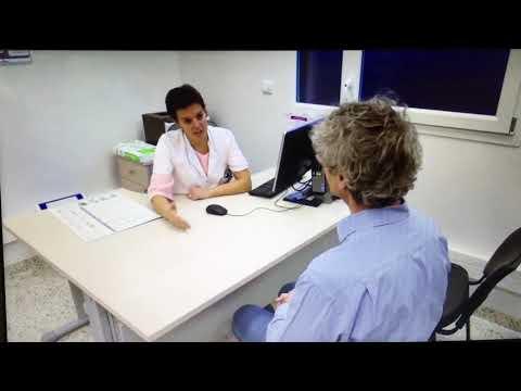Schiuma nelle urine di prostata