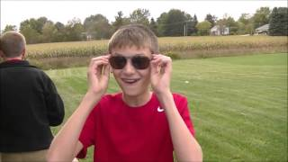Color blind brothers seeing colors for the 1st time with Enchroma Glasses