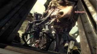 God Of War: Ascension - Kratos Vs Megaera