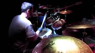 STRUNG OUT - Firecracker - Drum Cam | Fargo ND