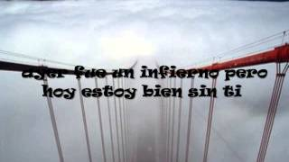 The All American Rejects - Straightjacket Feeling (Subtitulos en Español)