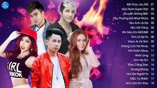 Phạm Trưởng, Lê Bảo Bình, Saka Trương Tuyền Remix   Liên Khúc Nhạc Remix Hay Nhất Tháng 8