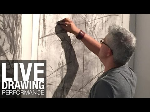 Live Drawing Performance