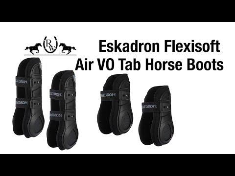 Eskadron Flexisoft  Air VO Tab Horse Boots