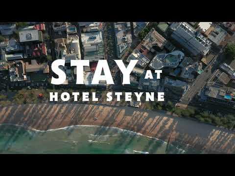 Stay at Hotel Steyne