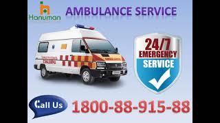 Take Best Road Ambulance Service in Gaya and Katihar