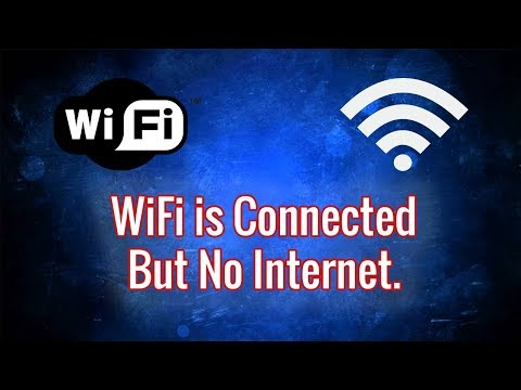 [Solved] WiFi is Connected, but the Internet is not Working in Windows 10