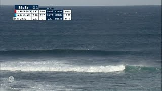 JJF Does It Again with a 9.87 in Round One at Margaret River