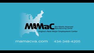 Mid-Atlantic Advanced Manufacturing Center Regionalism