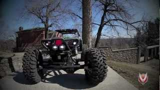 Axial Wraith Chubs Knuckles and Lockouts
