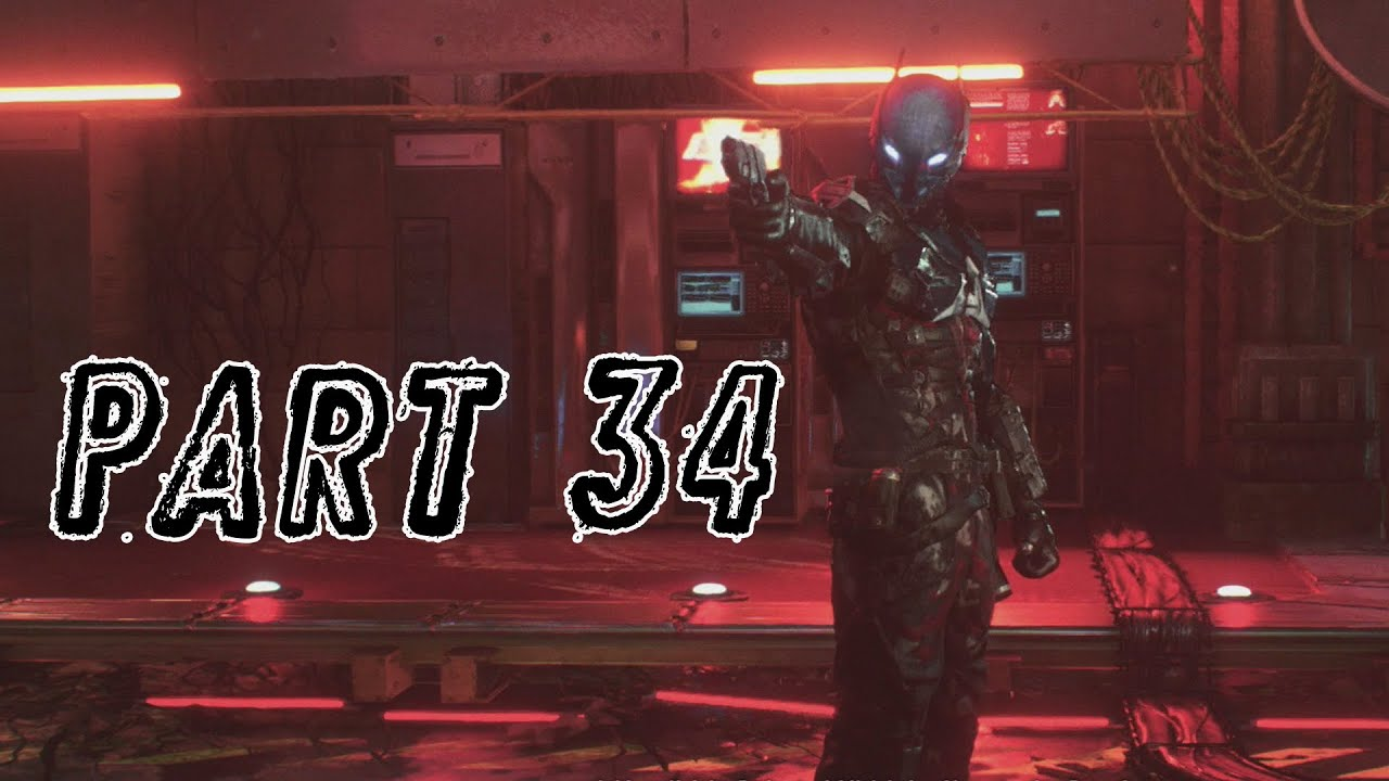 Batman: Arkham Knight – 34 – Sniper Boss