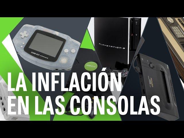 Una NEO-GEO actualmente costaría como TRES PS4 PRO | Los precios de las videoconsolas hoy en día