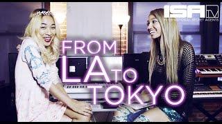 Gambar cover From LA to Tokyo w/ Thelma Aoyama - EAST MEETS MORGAN Ep. 8