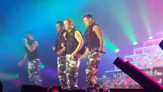 98 Degrees *Do you Wanna Dance* 7-27-16 My2KTour