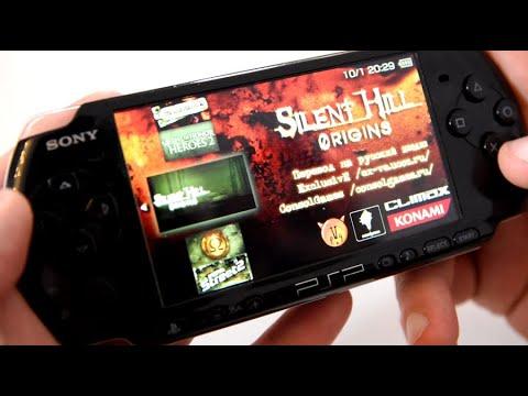 Sony PSP, обзор в 2018. Resident Evil, Silent Hill и другие хиты / Арстайл /