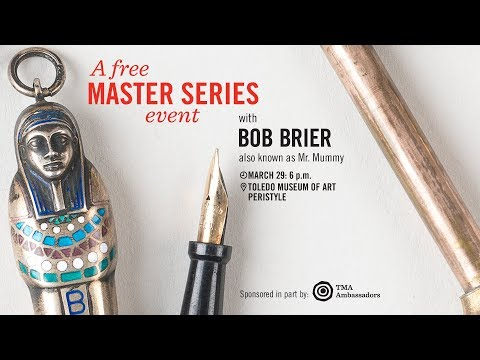 Masters Series Lecture: Bob Brier Mp3