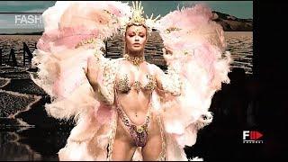 LILA NIKOLE Spring 2020 LAFW by AHF Los Angeles - Fashion Channel