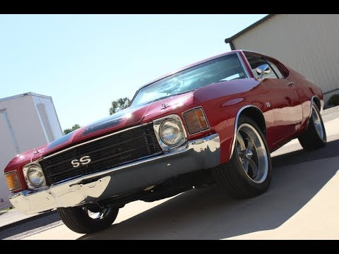 Video of '72 Chevelle - PWI6