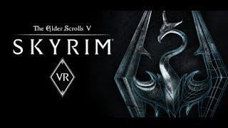 Голосовое управление в Skyrim VR (Voice control in Skyrim VR)