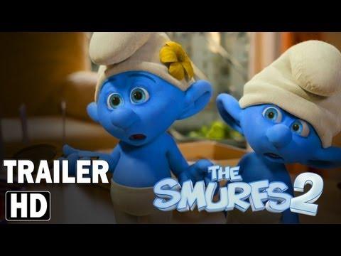 The Smurfs 2 - Trailer 2 - HD