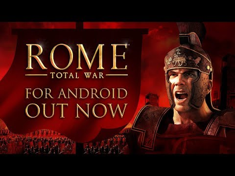 Vídeo do ROME: Total War