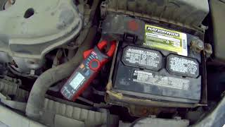 Surprising result from thawing and charging a frozen battery!