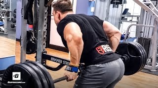 Abel Albonetti's High-Volume Heavy Back Workout | Newbie's Beware by Bodybuilding.com