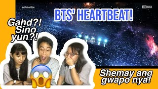 BTS (방탄소년단) 'Heartbeat (BTS WORLD OST)' MV REACTION! | NCTzen REACTS To BTS | ADC Diaries