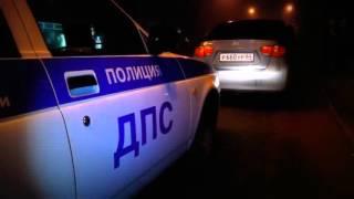 ДПС и Пьяный Прокурор г.Сызрань 09.09.2013