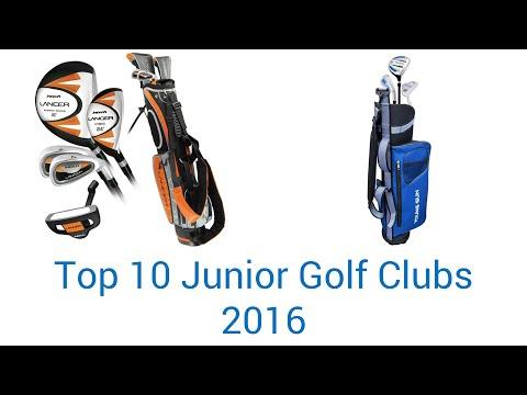10 Best Junior Golf Clubs 2016