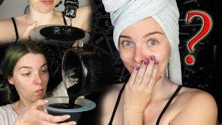 Haare färben ohne Chemie mit Aktivkohle - Funktioniert das?
