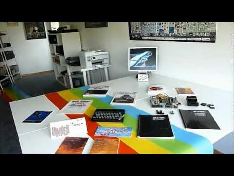 Sinclair ZX Spectrum - 30th Birthday Anniversary 2012 - The Movie