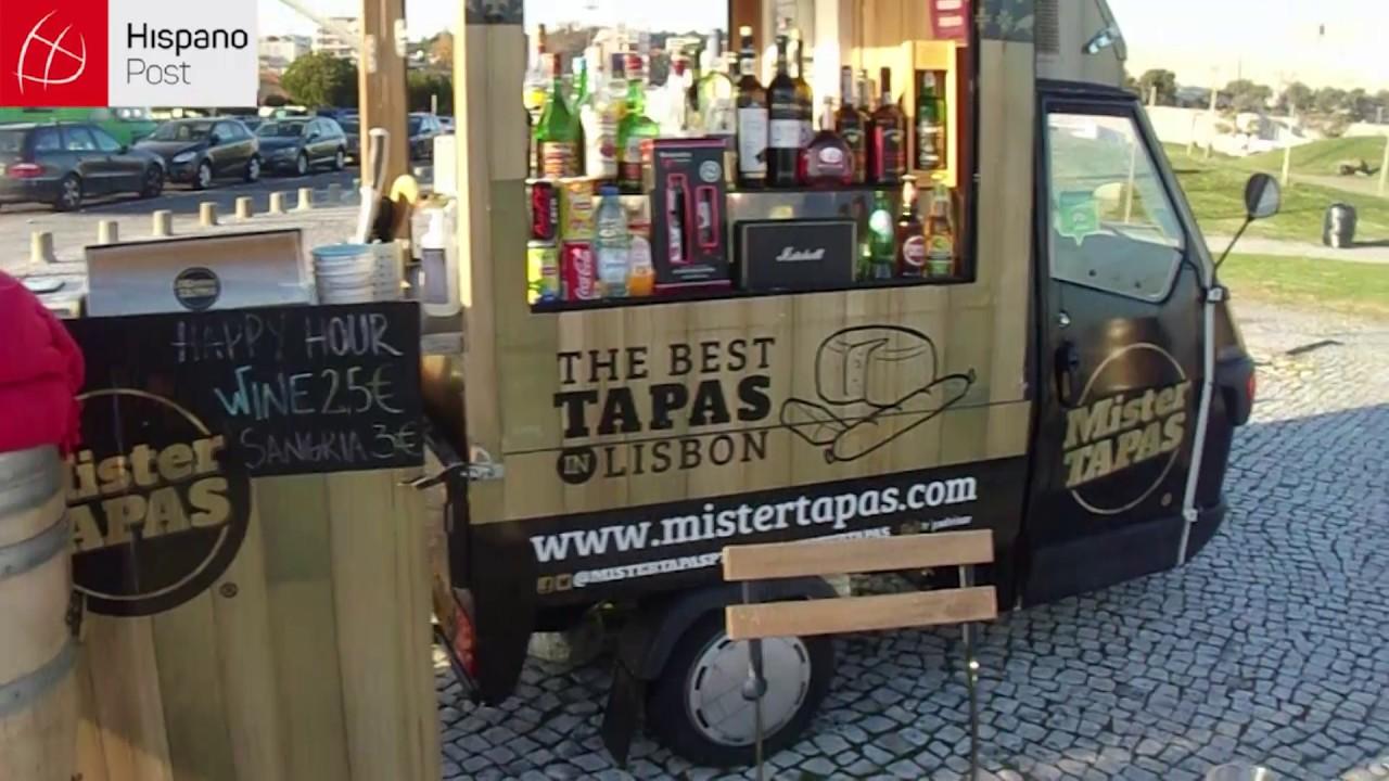 Diáspora venezolana en Portugal: Abogado emprende en el negocio de las tapas