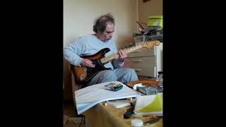 High Speed Guitar With Rhythm