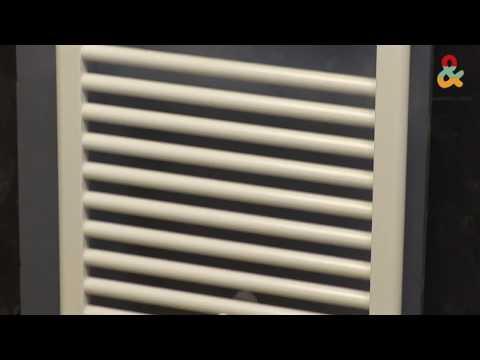 Cómo instalar un radiador-toallero