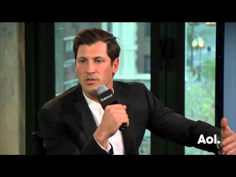 Maksim Chmerkovskiy Discusses Meryl Davis And