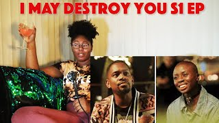 Therapist sips and reviews: I may destroy you S1 ep 2 Someone is Lying