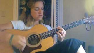 Decree (Ana Gilmour plays Ani Difranco) cover song