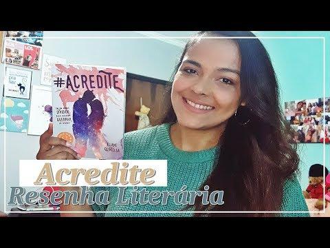 ACREDITE - ELIANE QUINTELLA | RESENHA LITERÁRIA