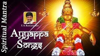 Top 12  Lord Ayyappa Bhajans  Loka Veeram  Om Namo Bhagavate  Ayyappan Potri  Harivarasanam