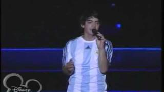 Jonas Brothers Hello Beautiful World Tour 09 Argentina