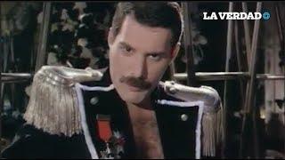 Freddie Mercury es considerado el mejor cantante del mundo