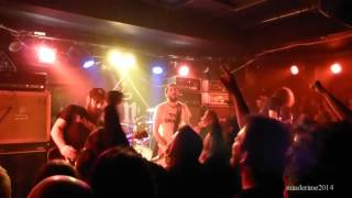 1000MODS -road to burn-  live@An Club(Athens, 30.5.2014)