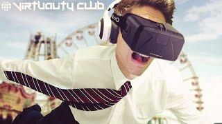 ЛУЧШАЯ игра-атракцион для Oculus Rift DK2 в Virtuality Club