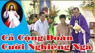 Cha Long Cùng Cộng Đoàn Cười Nghiêng Nghả Với Phần Làm Chứng Cho LTXC Này