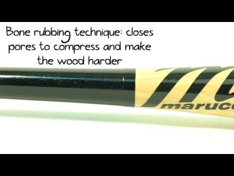 Marucci Albert Pujols Maple Wood Bat: AP5BN Adult