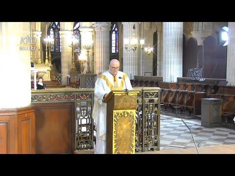 Messe à Saint-Germain-L'Auxerrois du 13 septembre 2021