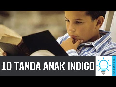 Video HALO IBU!! KENALI 10 Tanda Anak Indigo ya!