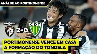 PORTIMONENSE VENCE EM CASA O TONDELA ● LIGA NOS 17-18