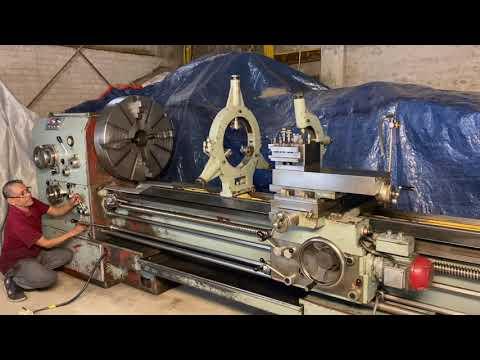 Giana 3800 mm Lathe Machine